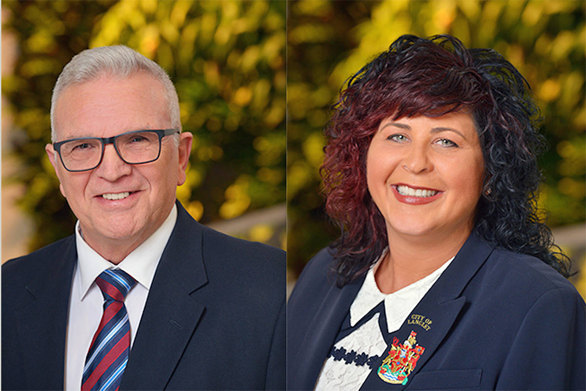 After initially saying little, Langley City Councillor Paul Albrecht said he was 'compelled' to respond to reports about the controversy over mayor Val van den Broek losing the Metro Vancouver rep position (files)