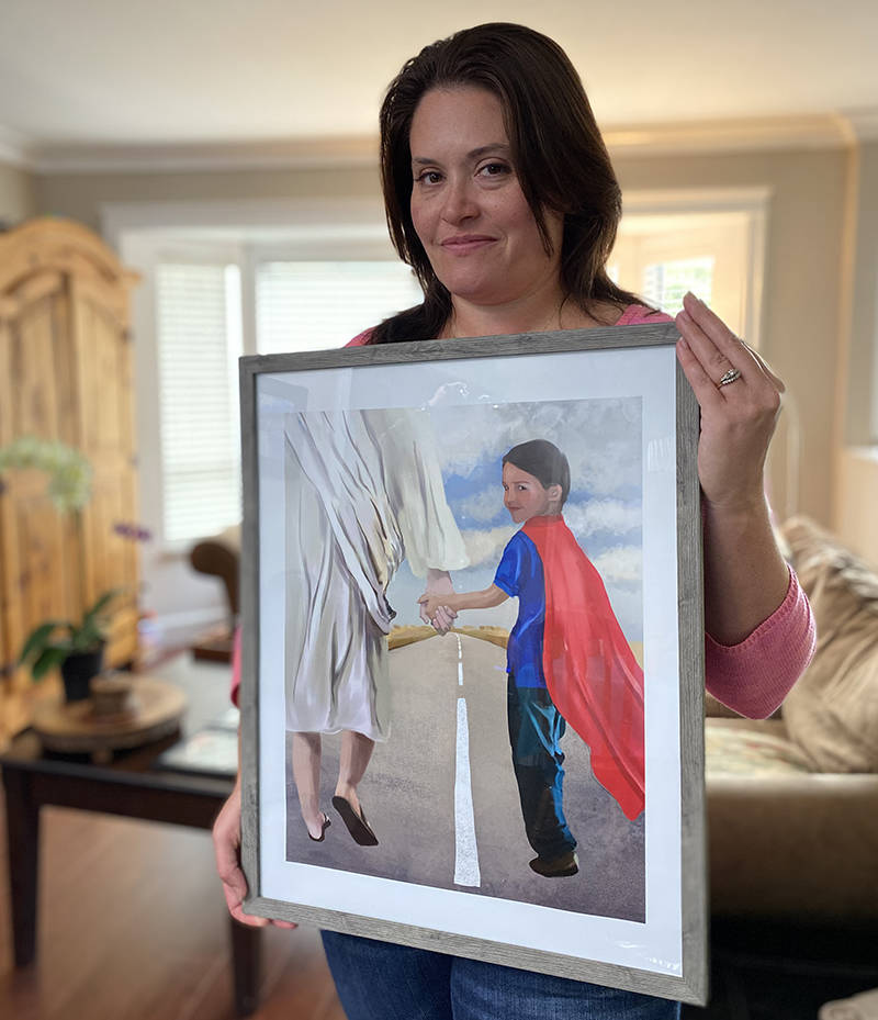 Sharon Bulger, whose son Cameron passed away from cancer, joins BC Children's Hospital Foundation in rallying British Columbians to support the cutting-edge technology and groundbreaking research needed to conquer childhood illnesses.