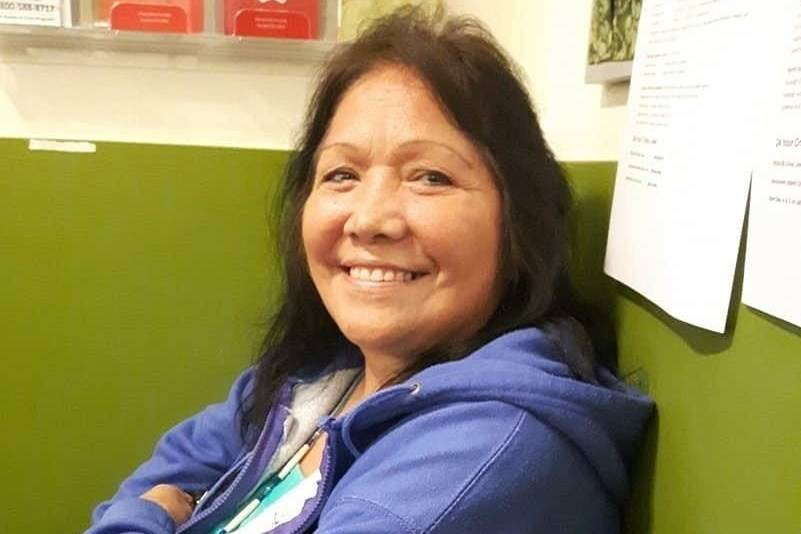 Jaclyn Mountain says her mother, Cindy Mountain, seen in an undated handout photo, would be thrilled to see her Port Coquitlam, B.C., home decked out in Christmas lights for the first time in15 years. Cindy Mountain, of 'Namgis First Nation in Alert Bay, B.C., died of COVID-19 in April at age 59. THE CANADIAN PRESS/HO-The Mountain Family, *MANDATORY CREDIT*