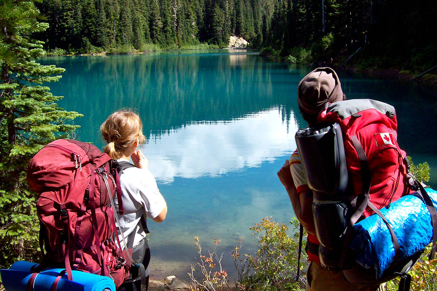 There are dozens of great hikes in the Lower Mainland, including a day trip to Barrier Lake. Keep going for an even more beautiful view at Garibaldi Lake. (Photo: Amy Attas)