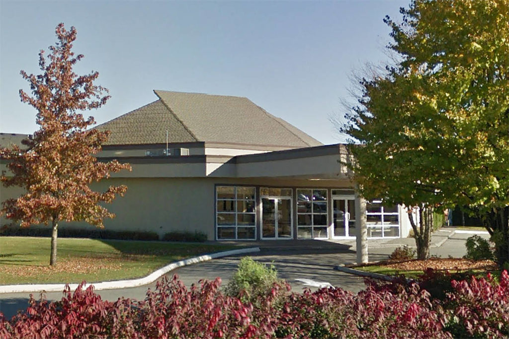 An undated Google Maps image of the Free Reformed Church of Langley at 20757 80th Avenue, which issued a Dec. 20 bulletin to members that reported 19 churches in the Fraser Valley are holding in-person worship in defiance of a provincial COVID-related ban. (Google)