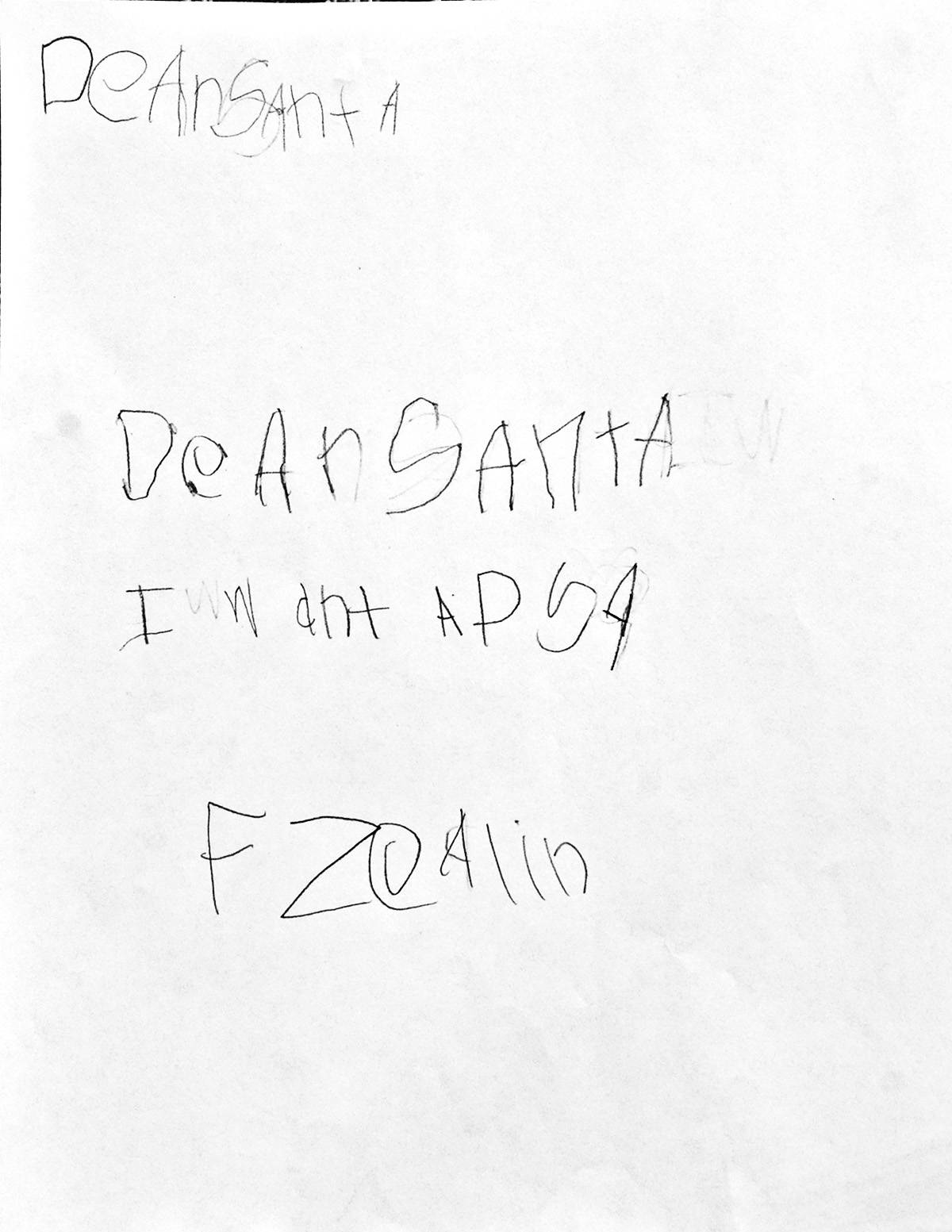 Zealin, Grade 1, Glenwood Elementary