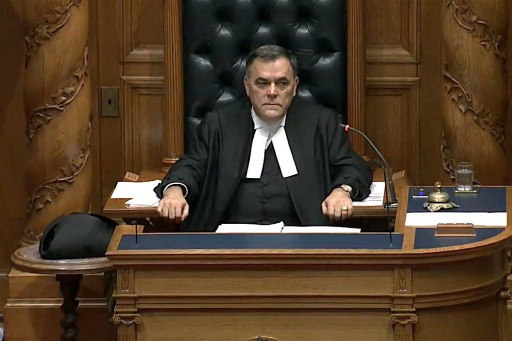 Former B.C. legislature Speaker Darryl Plecas (Black Press Media files)
