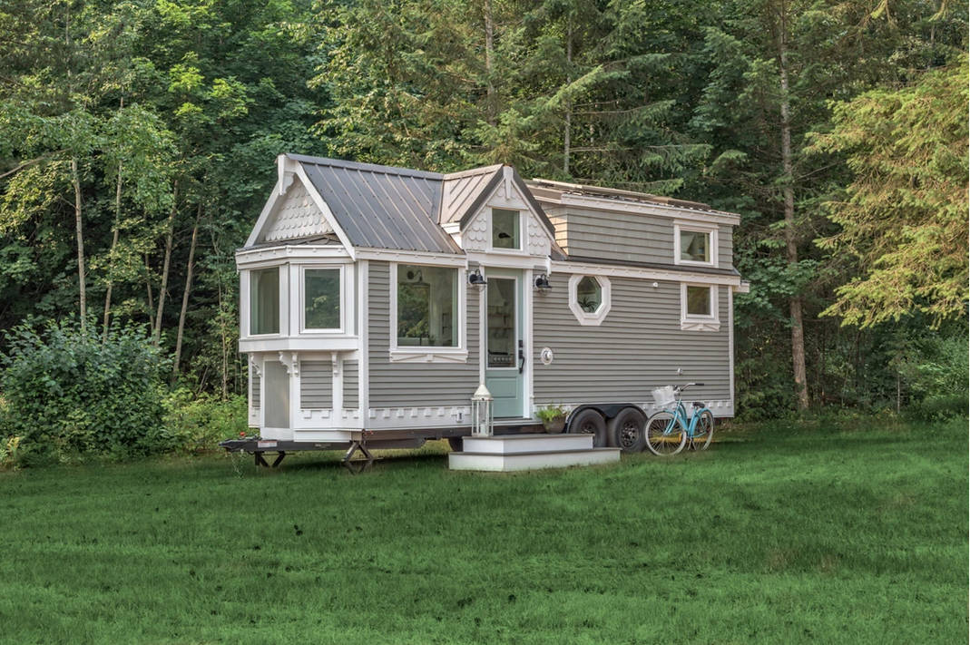 Summit Tiny Homes, located in Vernon, was named as a finalist for a provincial small business award. (Summit Tiny Homes)