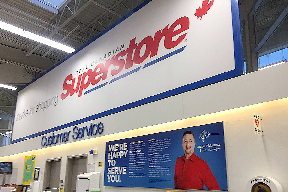 Like and share the Langley Advance Times Facebook page, and tell us what you want – but didn't get – for Christmas this year. Take those steps and you could win a $200 gift card to the Real Canadian Superstore. (Langley Advance Times files)