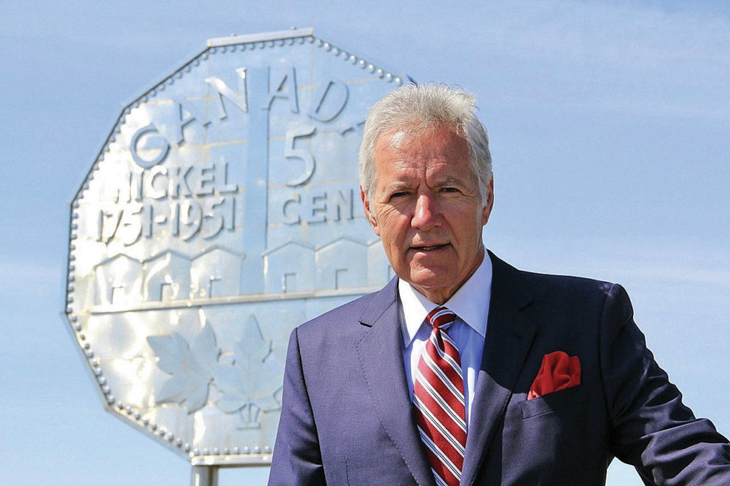 Canada-born game show host Alex Trebek died in 2020. Which show did he host? (Marc Gibeault/CP/HO photo)