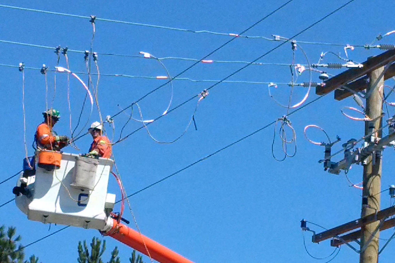 B.C. Hydro studies indicate mobile homes use 50 per cent more electricity than other home type. (File Photo)