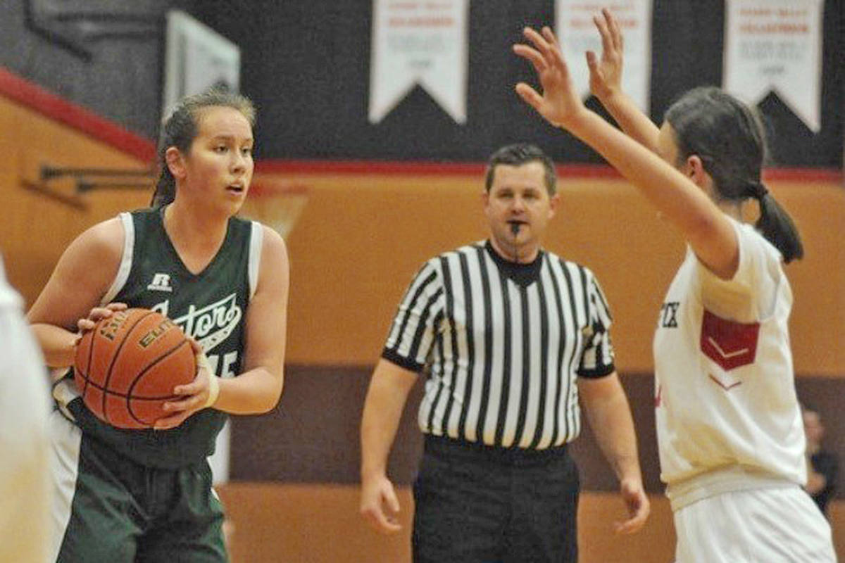 Anneke Cairnie, 17, is a power forward known for her rebounding and spot-up shooting who has played on the junior provincial champion team and was named a junior Fraser Valley and provincial all-star (Special to Langley Advance Times)