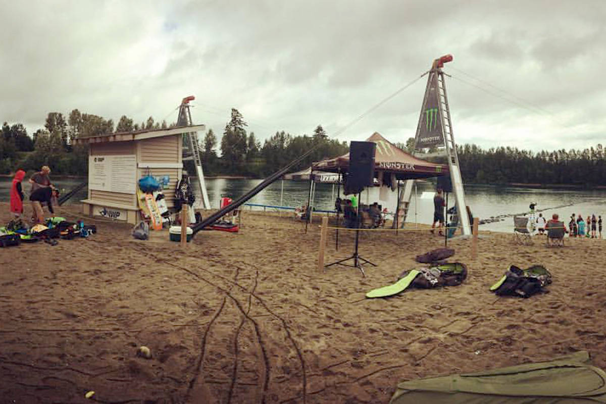 Abbotsford's Valley Wake Park will soon be no more. The City of Abbotsford has chosen not to renew its contract with park operators and it will be dismantled in the coming weeks. (Facebook photo)