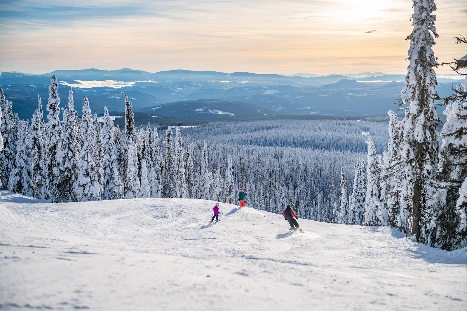 Social activity in homes and accommodation at Big White Ski Resort has resulted in the transmission of COVID-19. (Big White Ski Resort photo)
