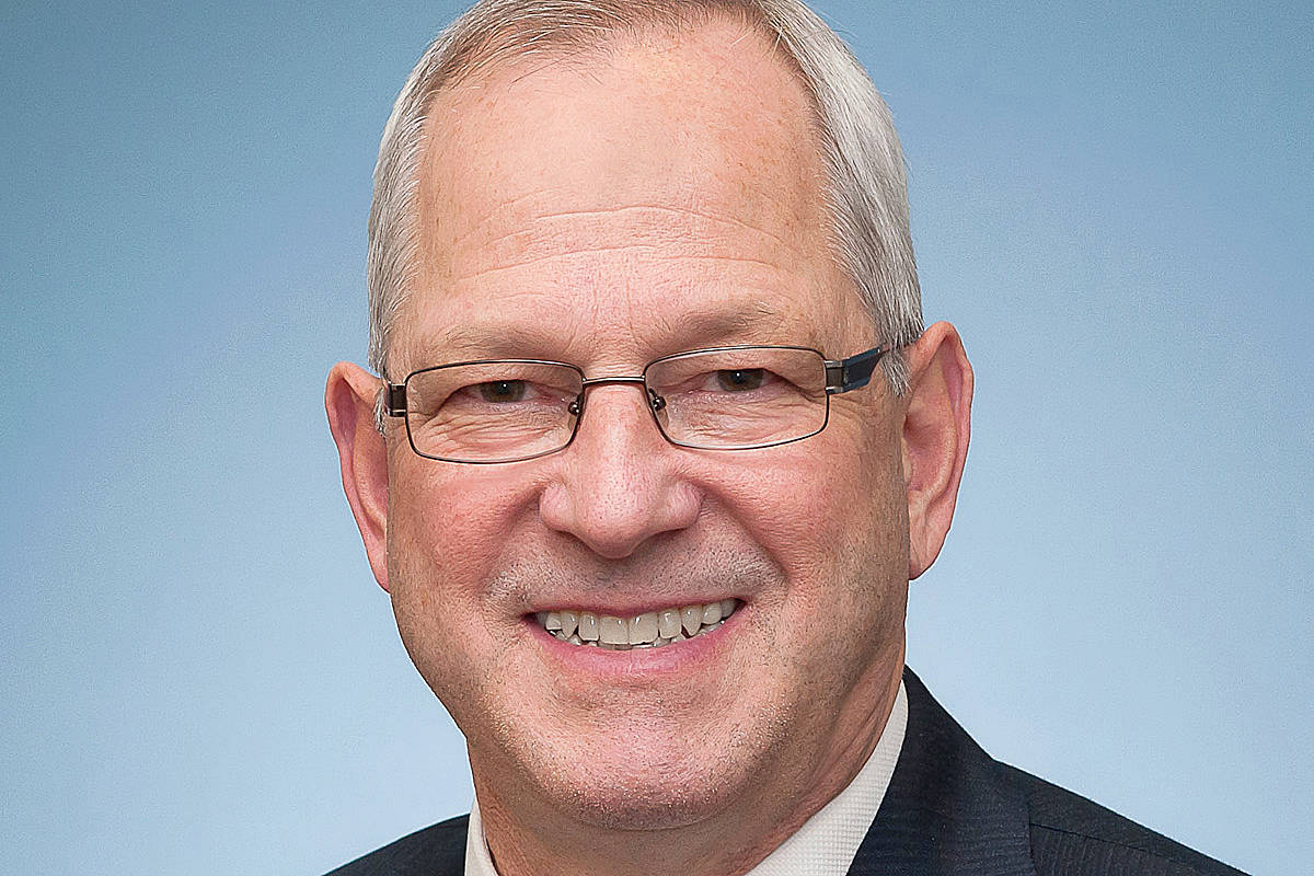 Langley Township Mayor Jack Froese. (Township of Langley/Special to the Langley Advance Times)