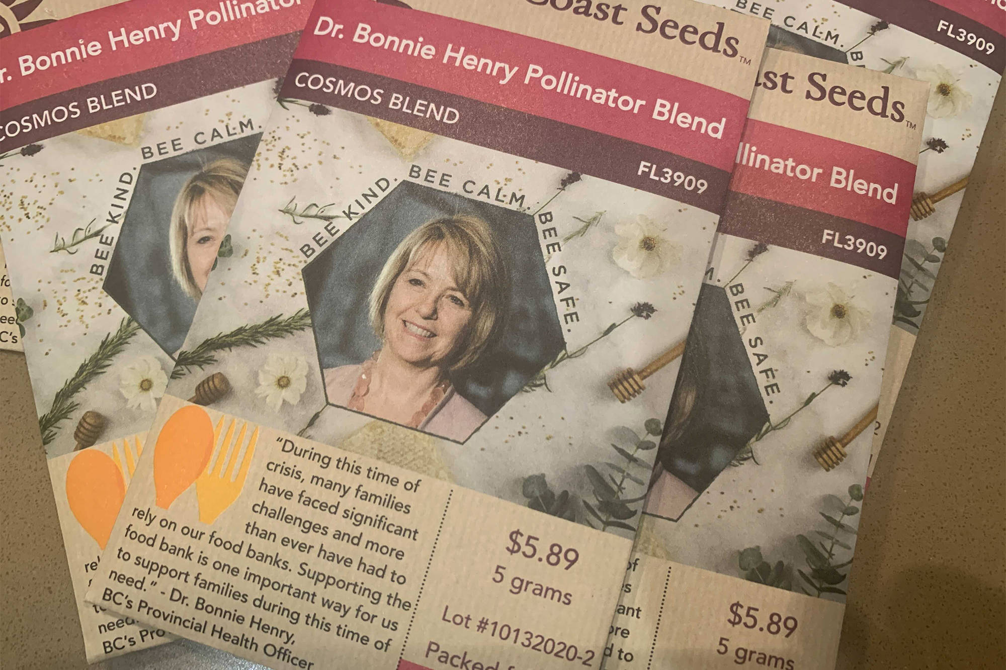 Seedy Saturday is an opportunity for communities across Canada to learn about seeds and to exchange their seeds with other people. (Paul Henderson - Black Press)