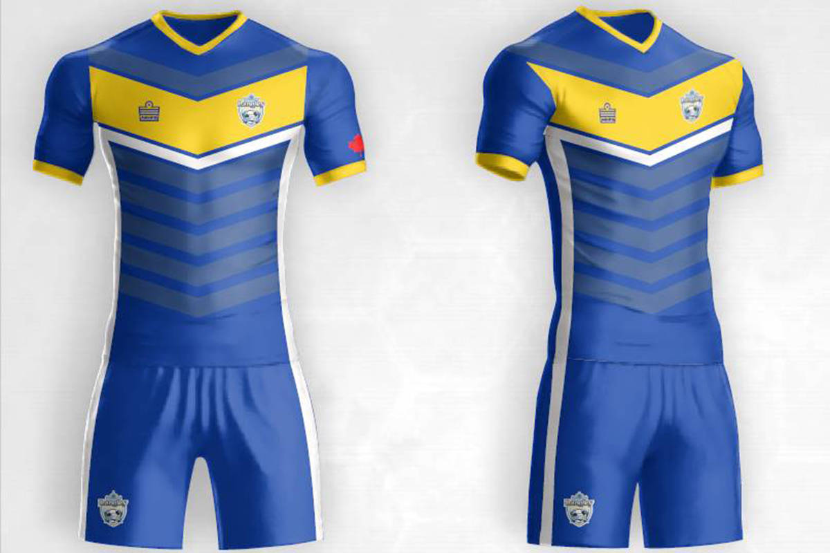 Langley United Soccer Association (LUSA) has announced a new look for player uniforms (LUSA/special to Langley Advance Times)
