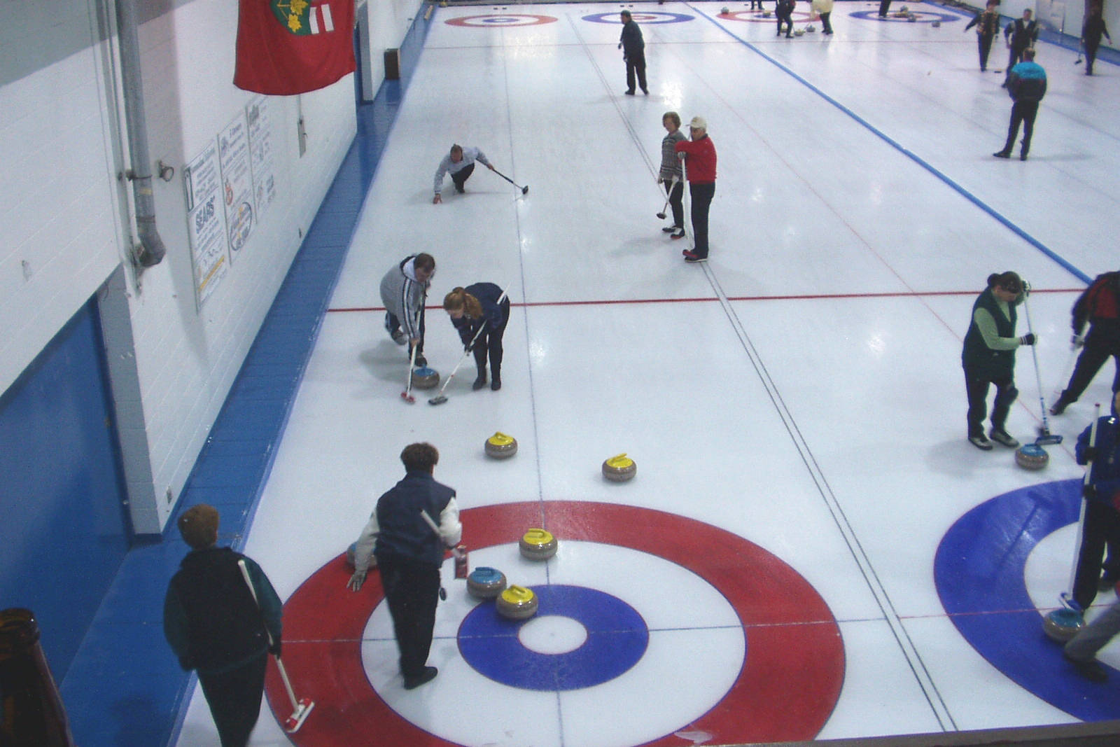 Curling is a popular winter sport in Canada. How much do you know about this sport? Contributed)