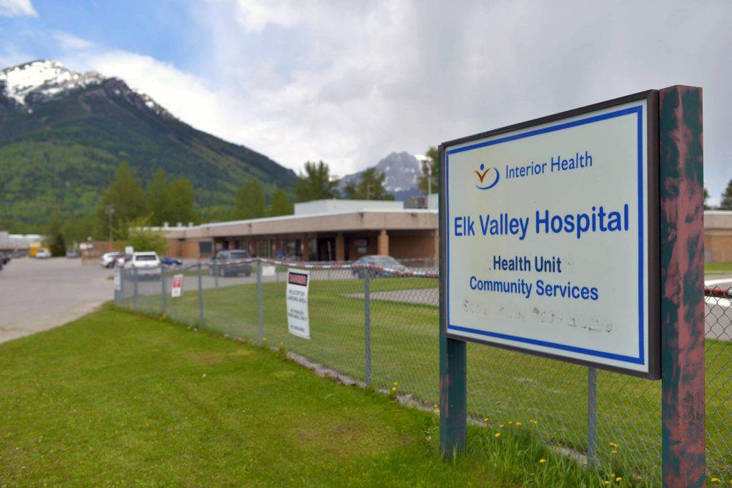 The Elk Valley Hospital is adapting to meet the needs of patients in the Elk Valley.