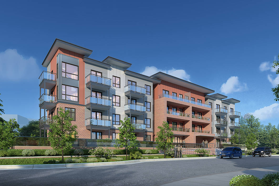 Perfectly positioned on the edge of Downtown Langley, on Douglas Crescent at 208th Street, Nicomekl Garden offers 40 modern condominiums.