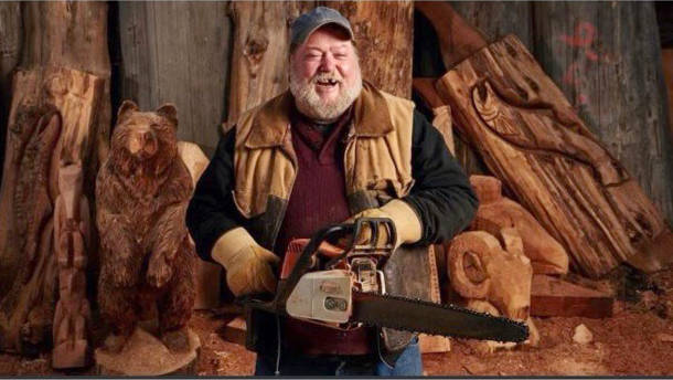 Pete Ryan, known all over the world for his chainsaw carvings, died on Friday, Jan. 8. He was 70 years old. (Contributed Photo/Dignity Memorial)
