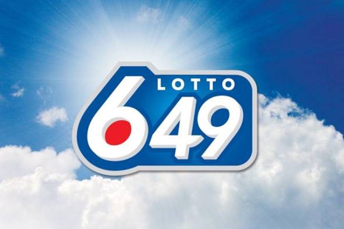Someone bought a lottery ticket worth $4.2 million in Aldergrove (file)