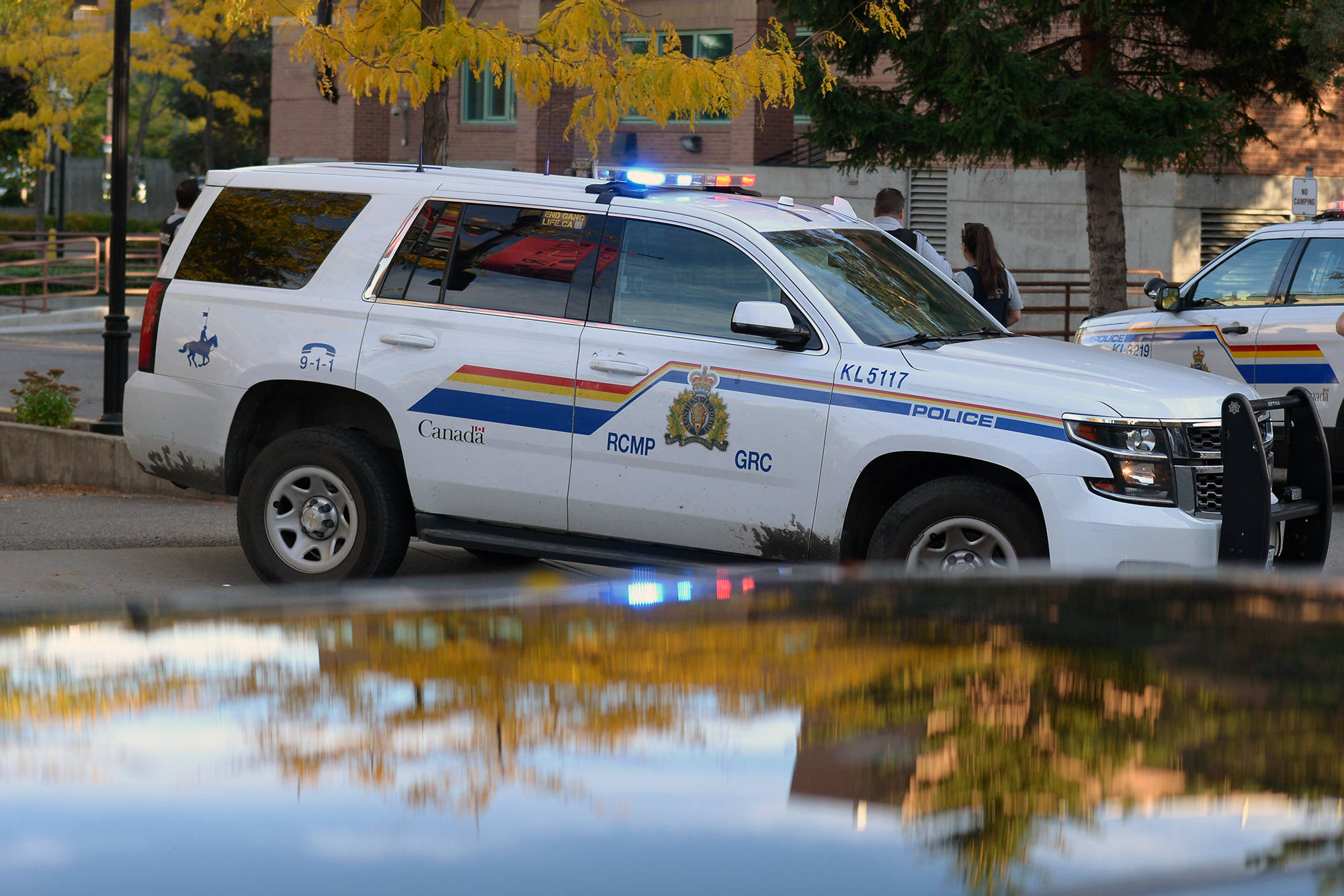RCMP. (Phil McLachlan - Black Press Media)
