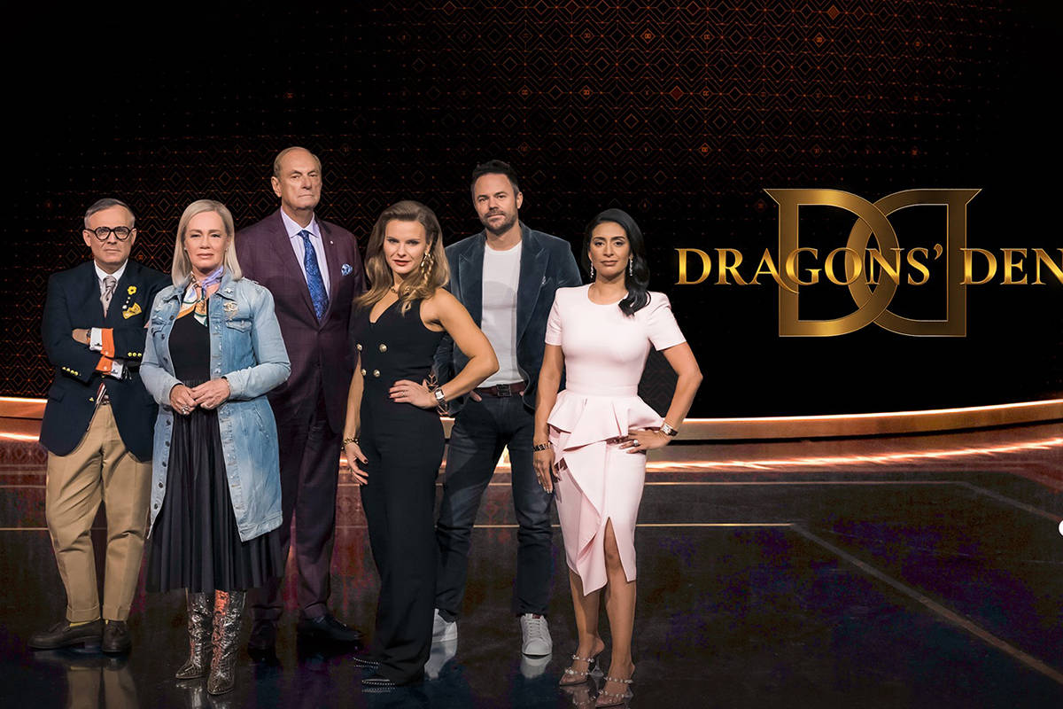 The CBC TV show Dragons' Den is now accepting applications for virtual auditions. (CBC TV photo)