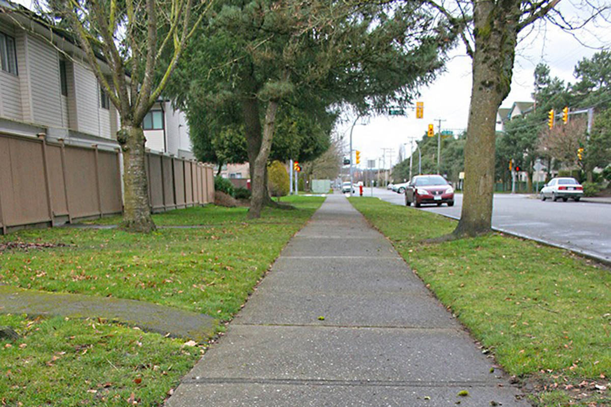 Two people were attacked and killed on this Langley City street in 2001. The man responsible was denied day parole in a just-released decision. (file)