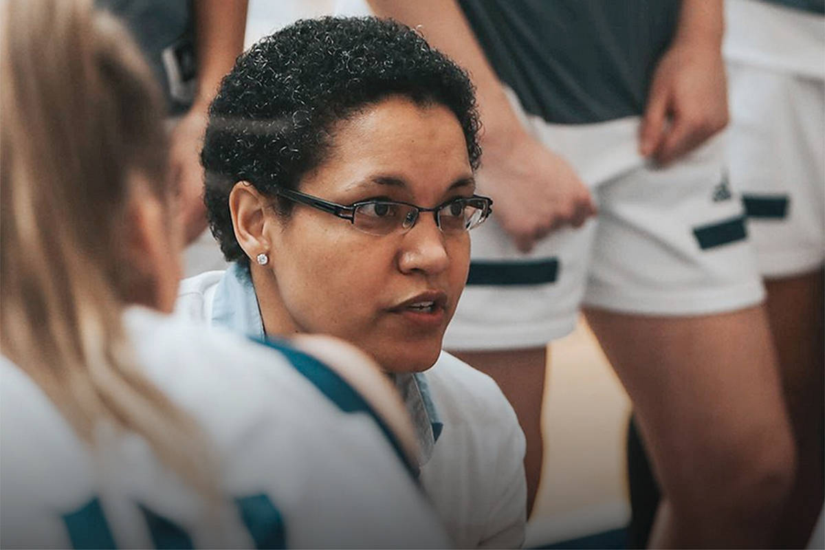 'We matter, I matter, to God and always have,' says TWU head coach of women's basketball Cheryl Jean-Paul, in an essay published at the start of Black History Month. (TWU)