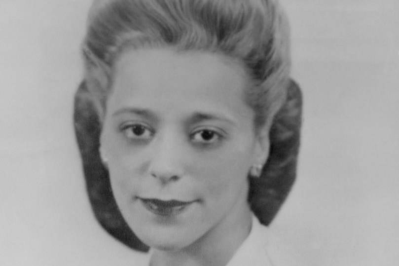Viola Desmond, often described as Canada's Rosa Parks for her 1946 decision to sit in a whites-only section of a Nova Scotia movie theatre, is shown in this undated handout image provided by Communications Nova Scotia. Black Canadian leaders and artists say a lot work needs to be done when it comes to how Black History Month is taught and celebrated in Canada, and how we honour Black trailblazers such as Desmond. THE CANADIAN PRESS/HO - Communications Nova Scotia MANDATORY CREDIT