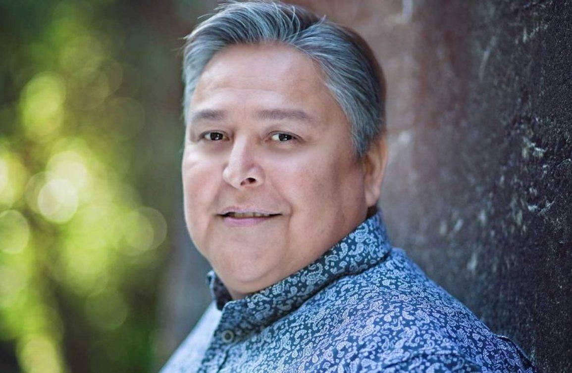 Bob Joseph the bestselling author of '21 Things You May Not Know About the Indian Act' has been an enabler for discourses about the Indian Act, since his 2015 blog post about the legislation went viral. (Courtesy of Vancouver Island Regional Library)