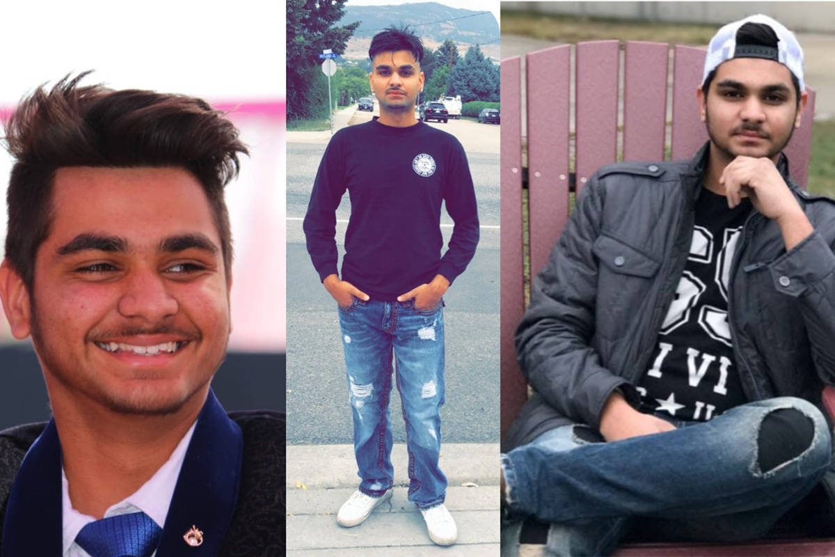 The Integrated Homicide Investigation Team (IHIT) has identified the victim of the fatal shooting in Langley on Jan. 26, 2021 as 22-year-old Arshdeep Singh. (IHIT photo)
