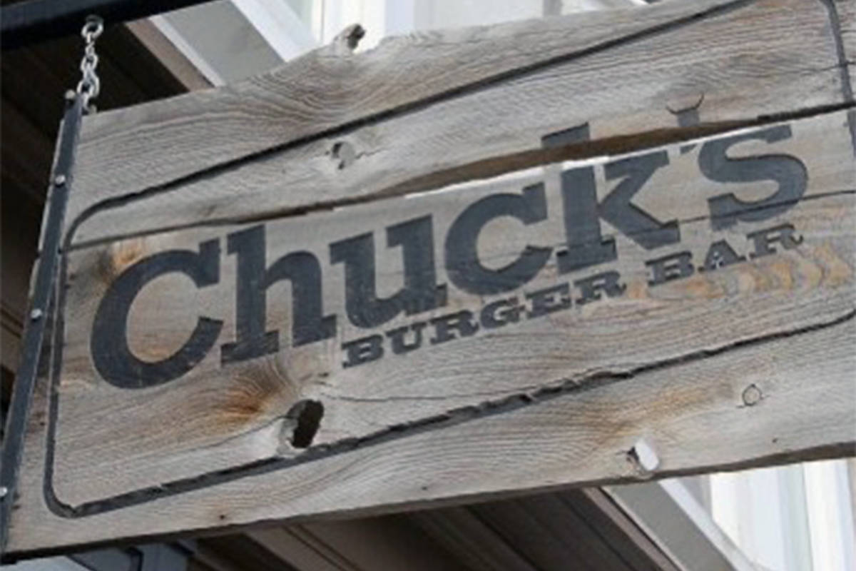 Chuck's Burger Bar says it has launched an investigation after allegations of sexualized violence against an employee were made public. (Facebook/Chuck's Burger Bar)