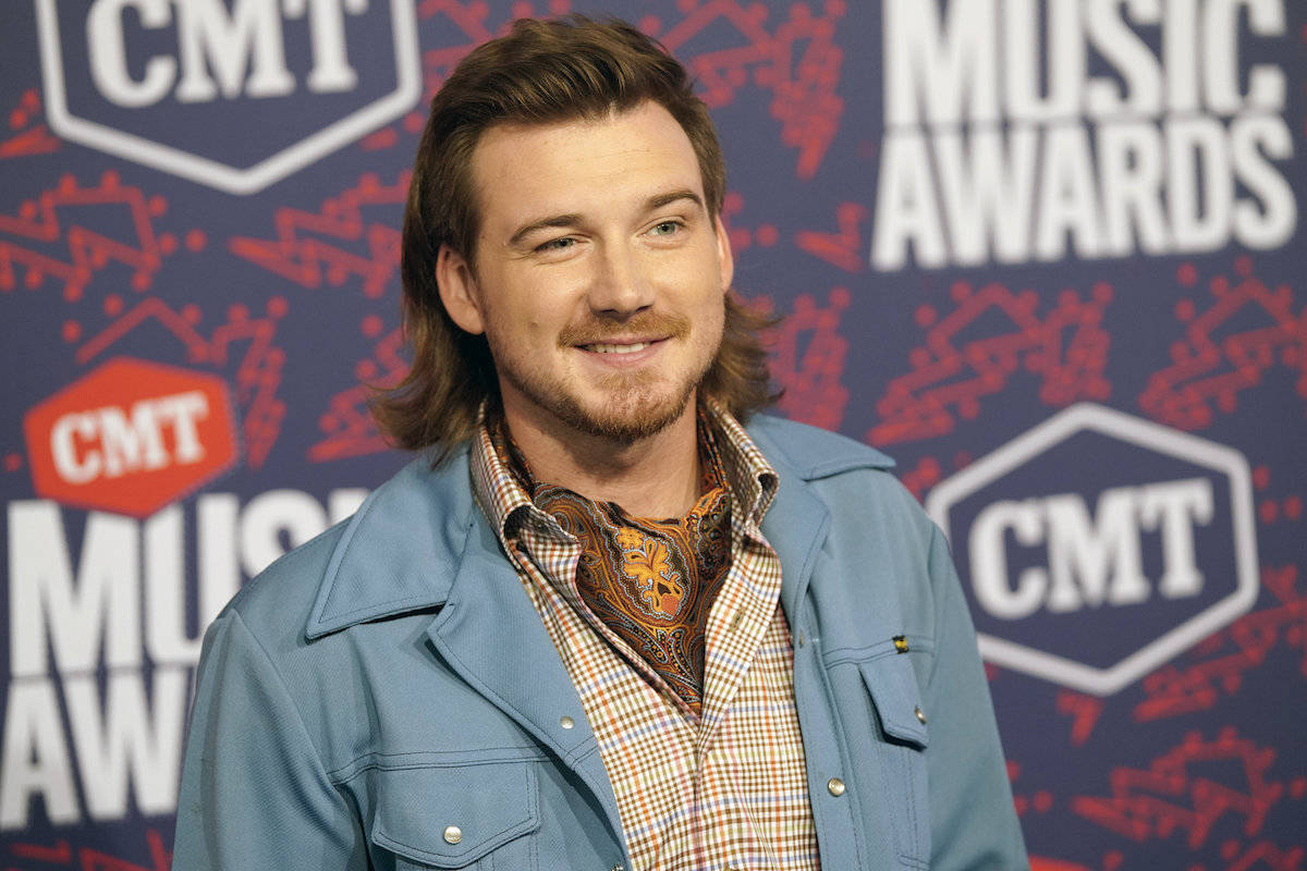 A video of Morgan Wallen showed him outside a home in Nashville, Tennessee yelling profanities. (AP Photo/Sanford Myers)