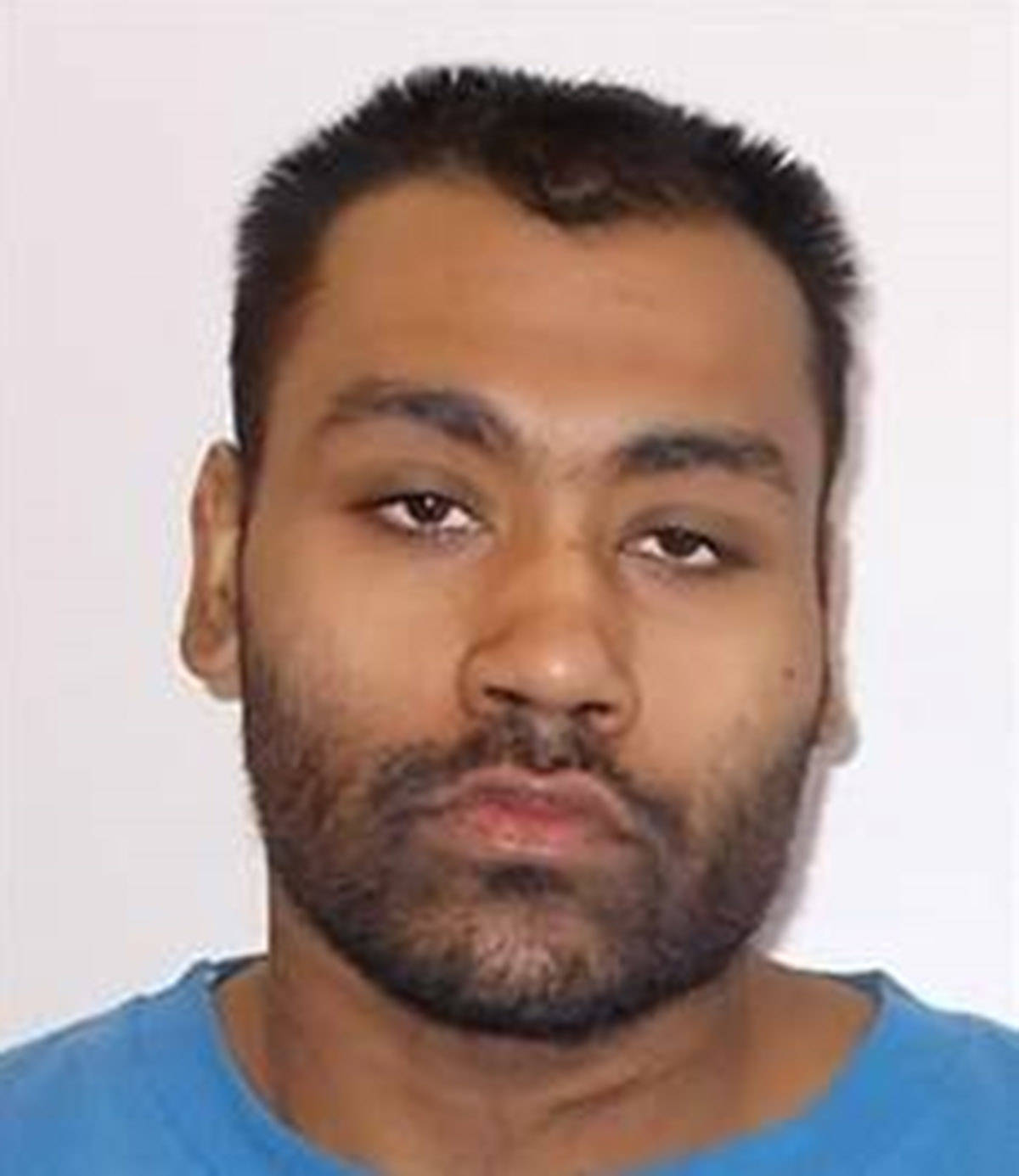 "Name: DAHAL, DILli Age: 26 Height: 5'11"" Weight: 199 lbs Hair: Black Eyes: Brown Wanted: Possession Schedule I/II Substance for trafficking Warrant in effect: January 27, 2021 Parole Jurisdiction: Surrey, BC"