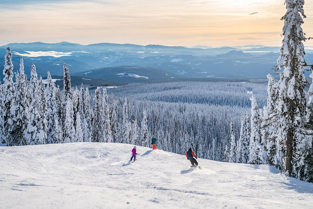 Photo courtesy Big White Ski Resort