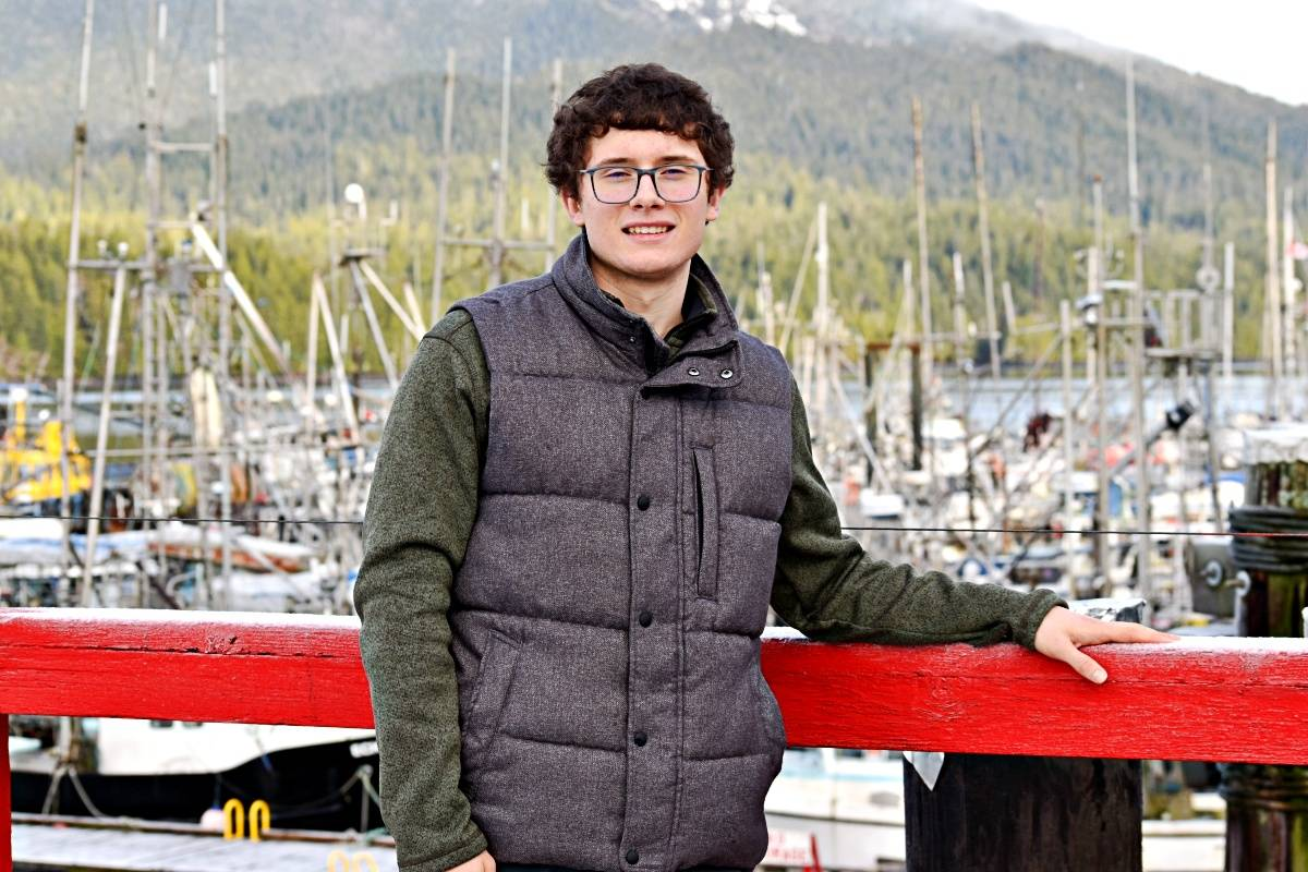 Apple has apologized to Brendan Eshom of Prince Rupert for deleting his popular Sm'algyax language app. (Photo: K-J Millar/The Northern View)