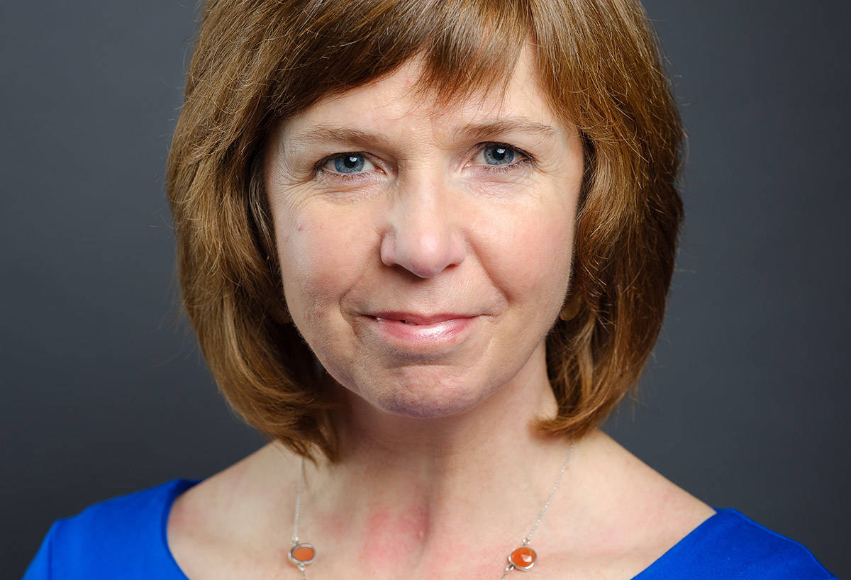 Sheila Malcolmson, minister of mental health and addictions in B.C. (B.C. Government photo)