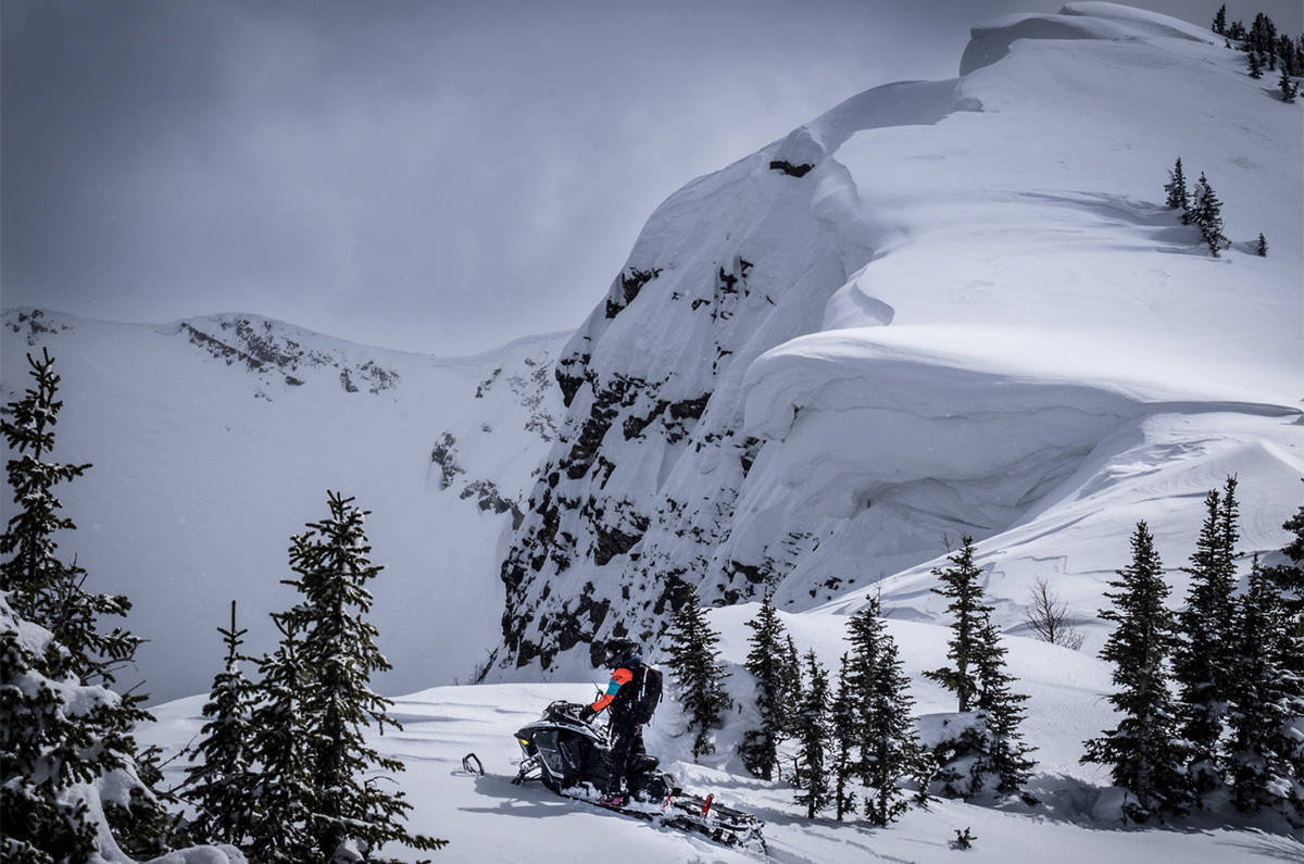Police are urging skiers and snowboarders venturing into the backcountry to be prepared and equipped for avalanches, which are likely to occur. (Jen Coulter photo)