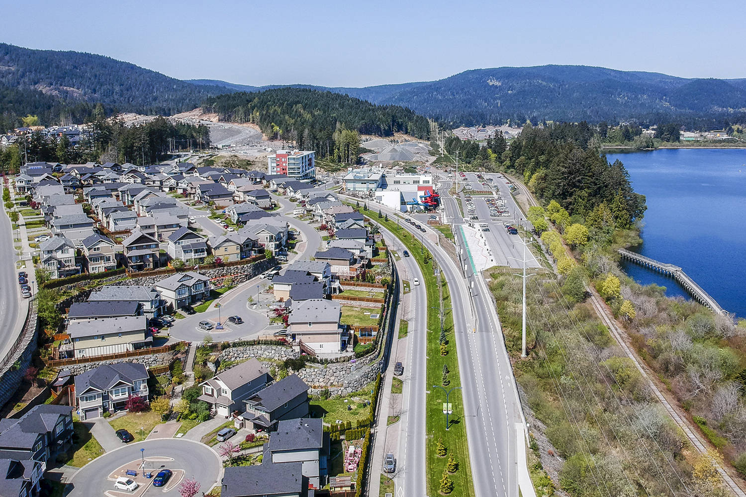 Langford is ranked B.C.'s most resilient city of 2021, according to BC Business magazine. (Black Press Media file photo)
