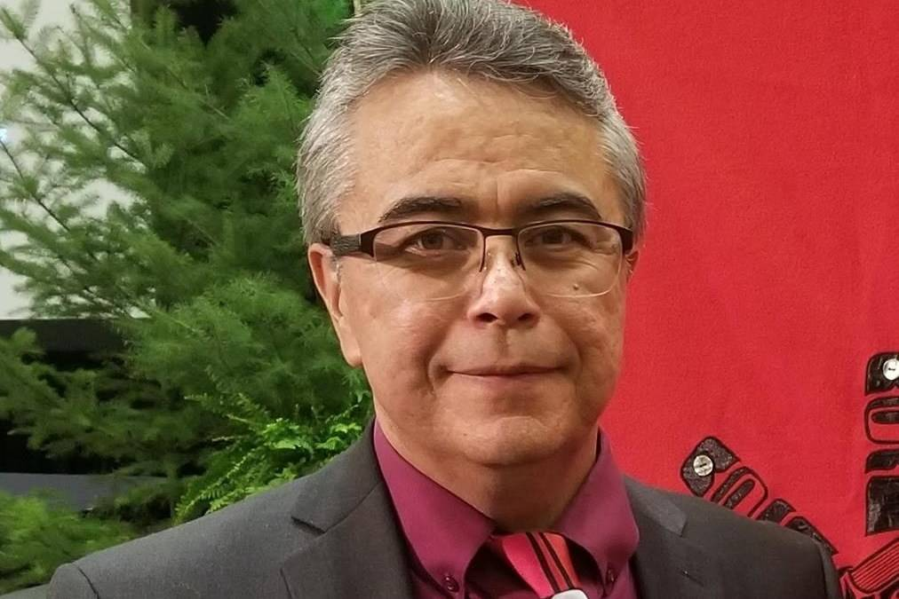 Tribal Chief Tyrone McNeil, a Sto:lo member in British Columbia's Fraser Valley, is the chairman of a new Indigenous advisory committee at the Canada Energy Regulator. (Submitted to The Canadian Press)
