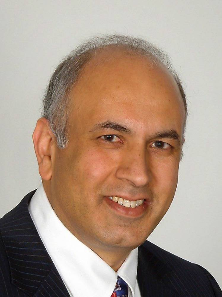 Former TNRD CAO Sukh Gill.