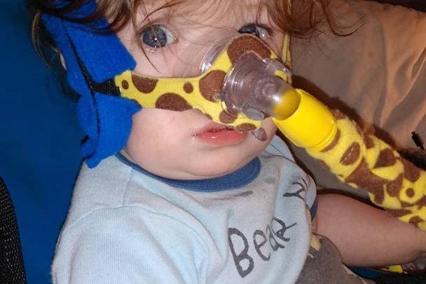 A GoFundMe campaign has been set up to help the family of Riley Stevens, who suffers from a rare condition called Congenital Diaphragmatic Hernia. (Contributed photo)