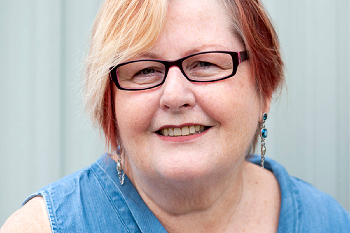 Abbotsford playwright, Shelley Picard, wrote an original work called A New Normal, which will be performed by Gallery 7. (Special to The Star)