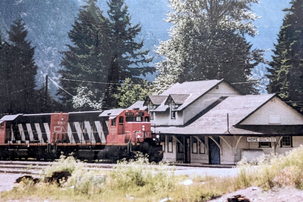An undated picture of the Hope Station House. There is currently a resident-driven coalition to ask for a stay of demolition while funding sources are sought to restore the Station House to its former glory. (Photo/Save The Hope Station House)