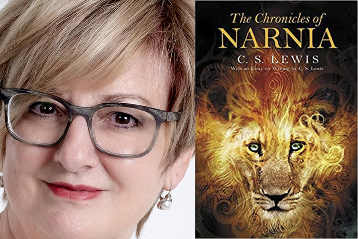 School Board Trustee candidate Phyllis Heppner said her favourite children's book is The Chronicles of Narnia by C.S. Lewis. (Special to The Star)