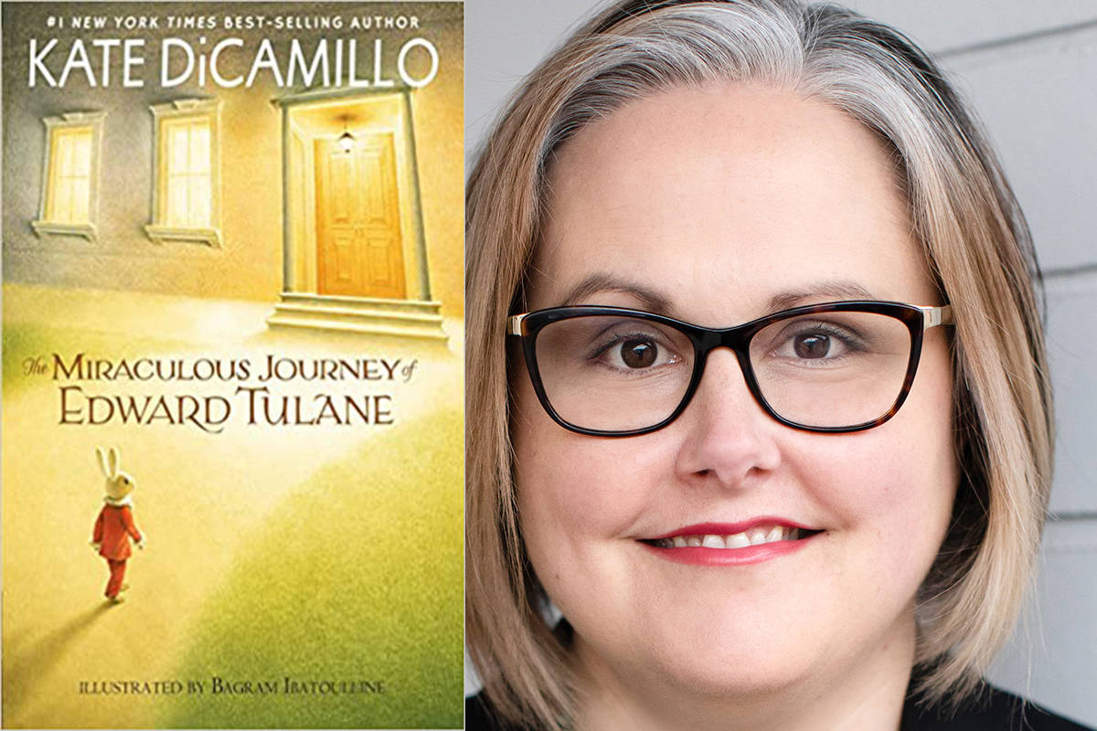 School Board Trustee candidate Stacey Wakelin said her favourite children's book is The Miraculous Journey of Edward Tulane, by Kate DiCamillo. (Special to The Star)
