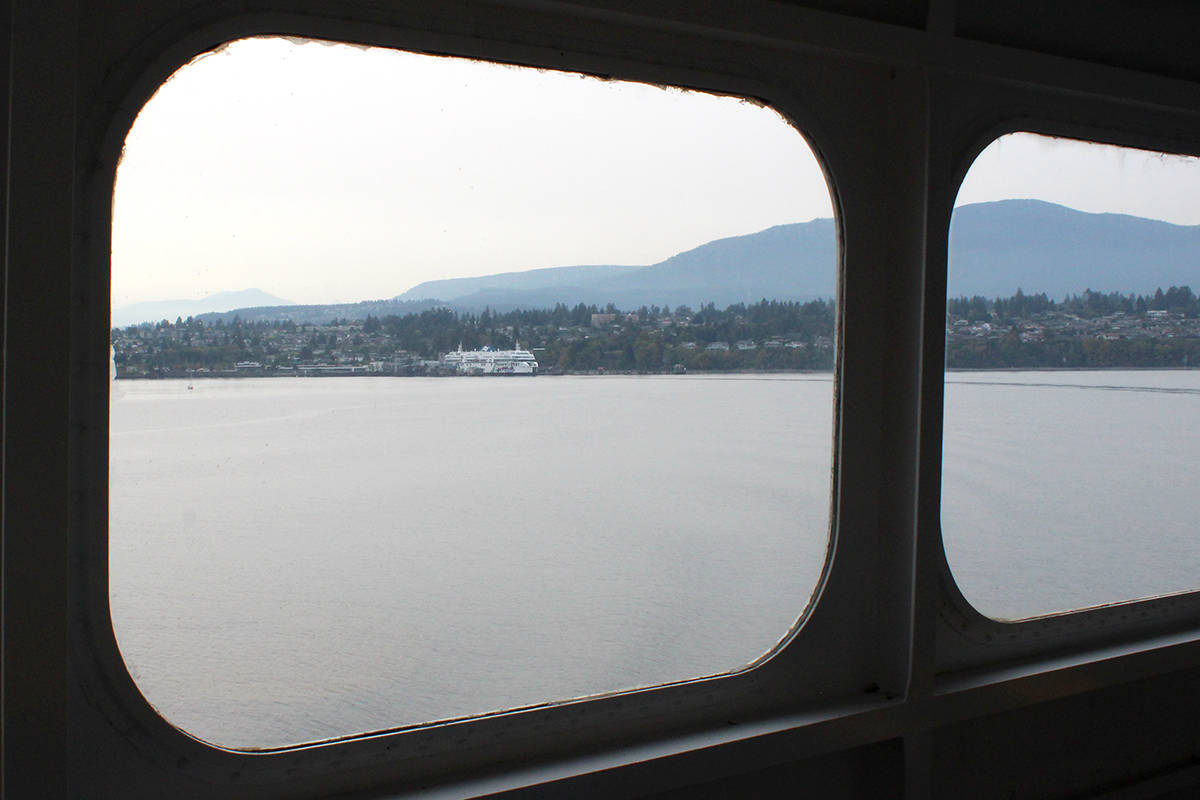 Two women were arrested in Nanaimo for refusing to wear masks and causing disturbance on a BC Ferries vessel. (File photo)