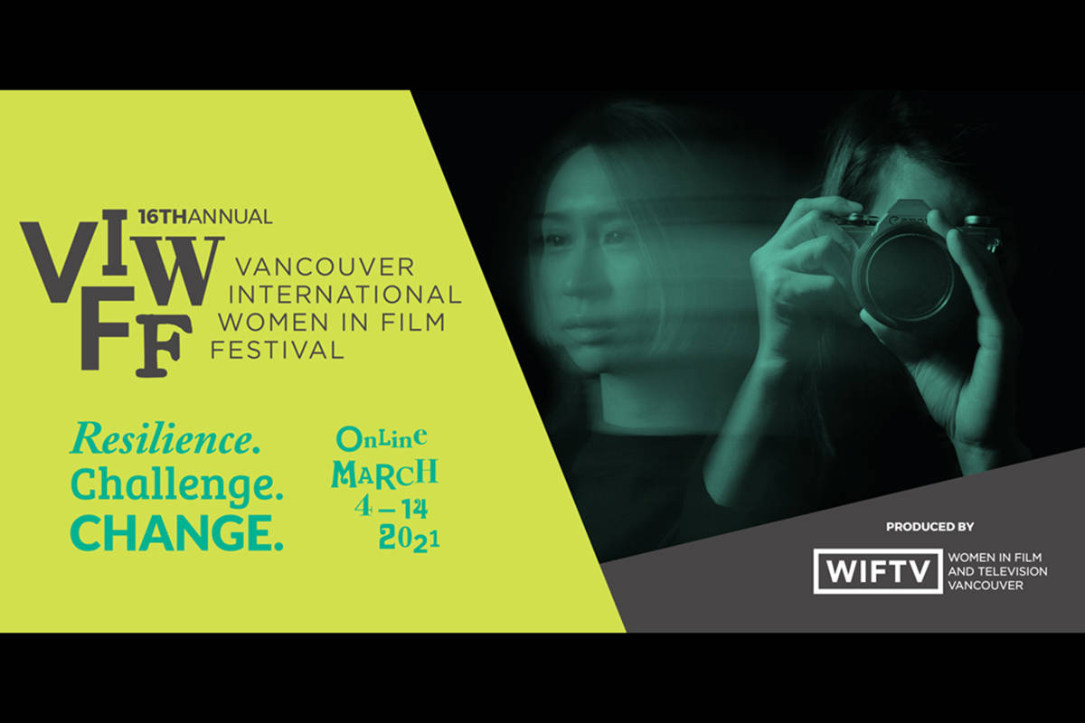 Vancouver International Women in Film Festival kicks off March 5.