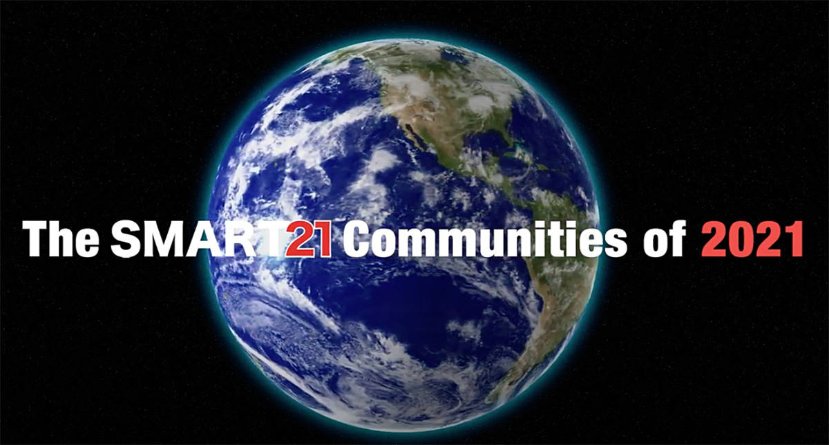 Intelligent Community Forum is a global movement to help local governments integrate technology.