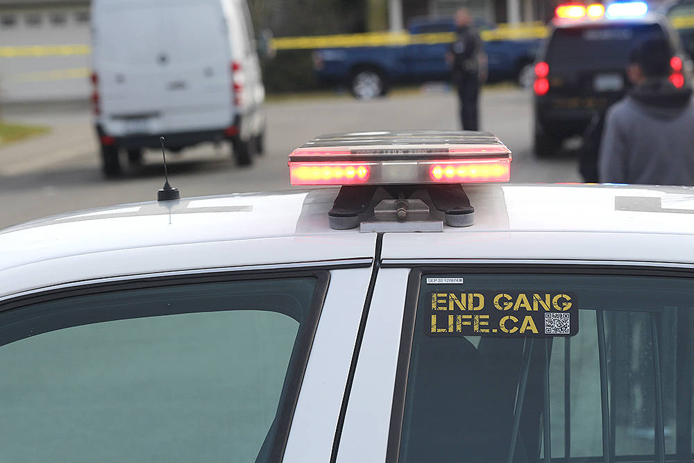 The Combined Forces Special Enforcement Unit of British Columbia's (CFSEU-BC) Uniform Gang Enforcement Team (UGET) has arrested a man who was on the run for nearly a decade. (File photo)