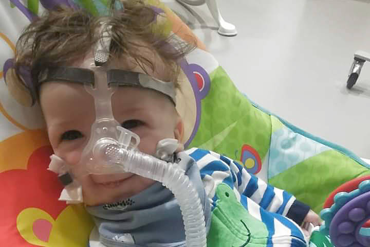 A GoFundMe campaign for Riley Stevens and his family has raised more than $5,700 since launching last week. (Contributed photo)