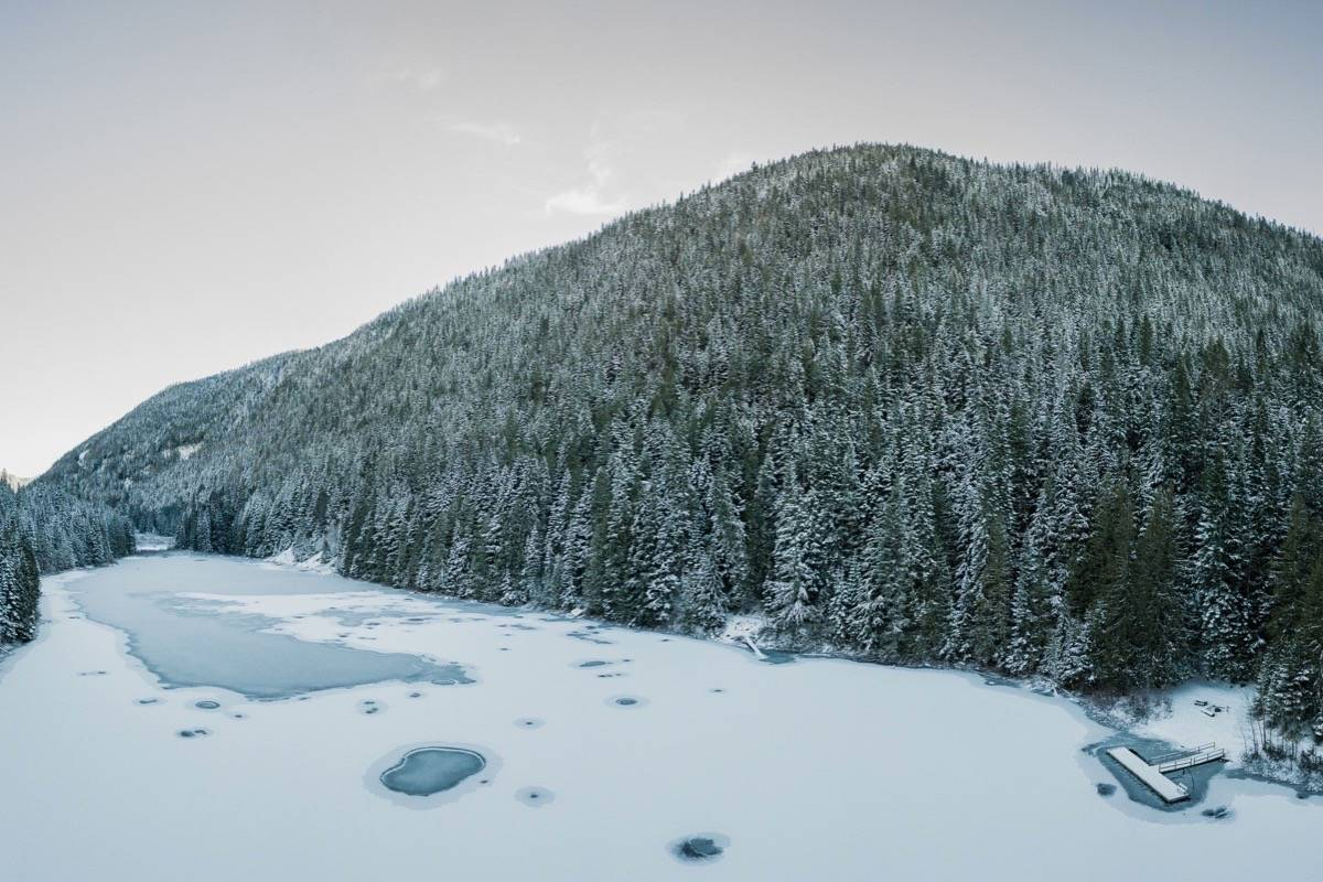 The fundraising effort to purchase 40 hectares west of Cottonwood Lake announced its success this week. Photo: Submitted
